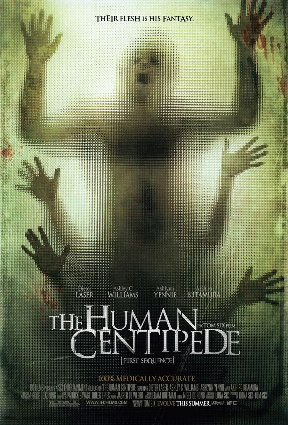 The-Human-Centipede-Poster