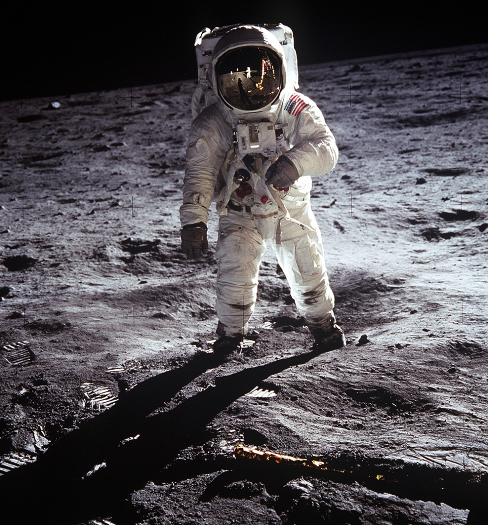 Allunaggio Apollo 11 - 20 luglio 1969