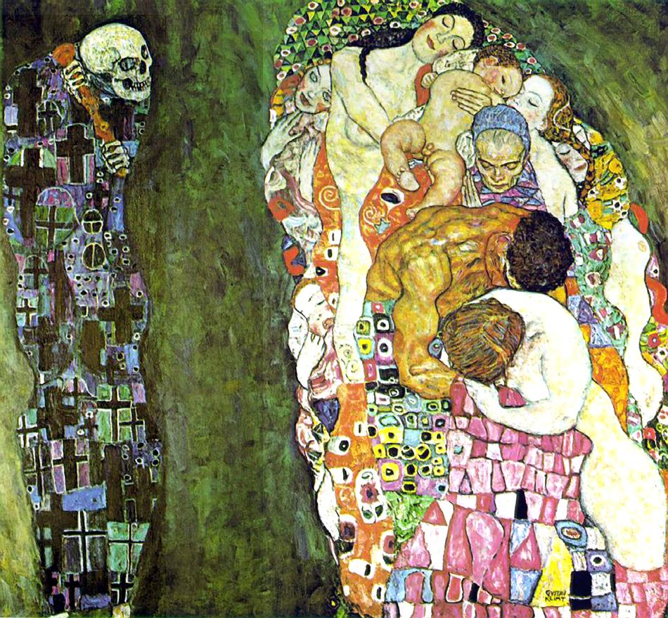Gustav Klimt - Leben und Tod