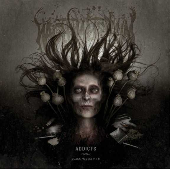 Nachtmystium - Addicts: Black Meddle Pt. 2