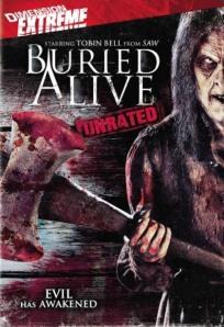 Buried alive - locandina