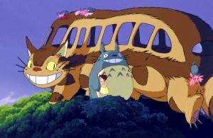 Il gatto bus