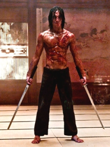 Ninja assassin- Raizo