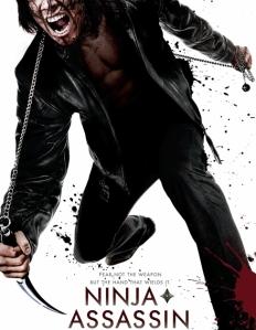 Ninja assassin locandina