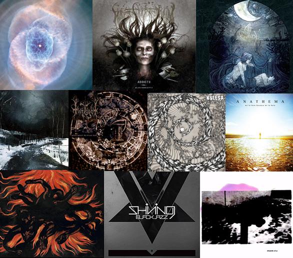 Top Ten 2010 - Music