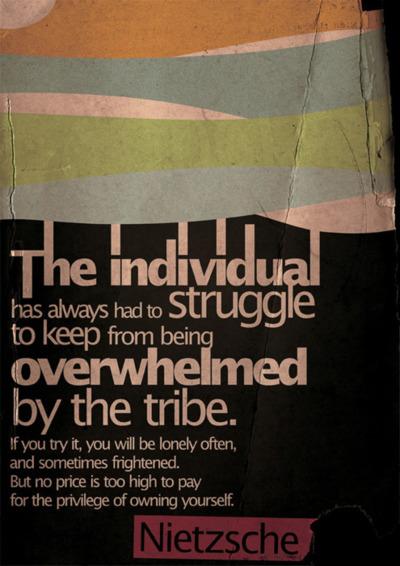 Poster Nietzsche