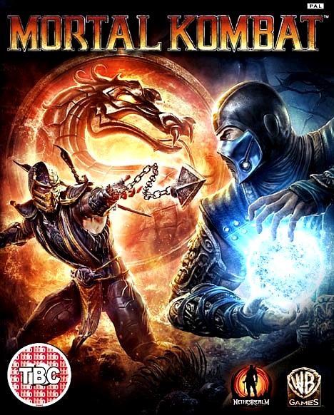 Mortal Kombat 2011 cover