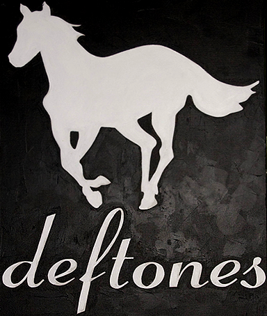 Deftones - White pony
