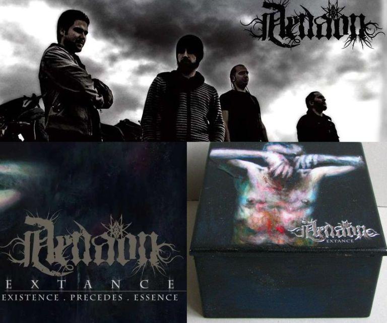 Aenaon - Extance