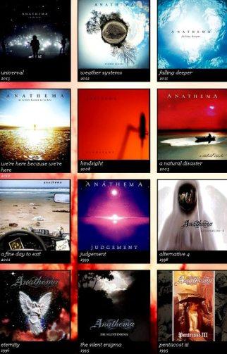 Anathema discography