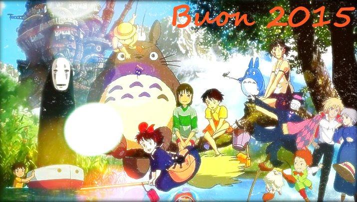 Miyazaki collage