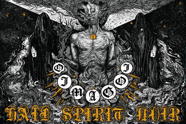 Hail Spirit Noir vinyl