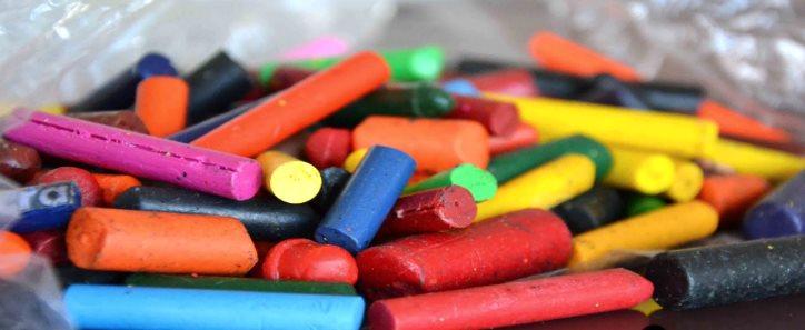La scatola dei colori