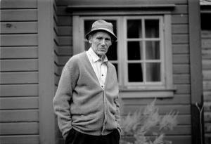 Ulvikjen Olav H. Hauge. Foto Odd Nerbø BT