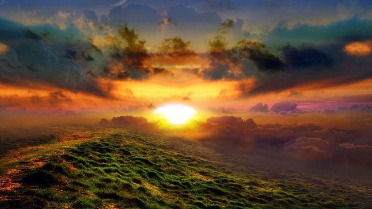 sun dawn