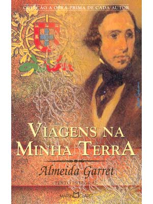 Joao Baptista Almeida Garrett