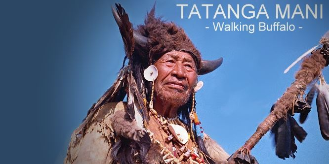 Tatanga Mani Walking-Buffalo_1966