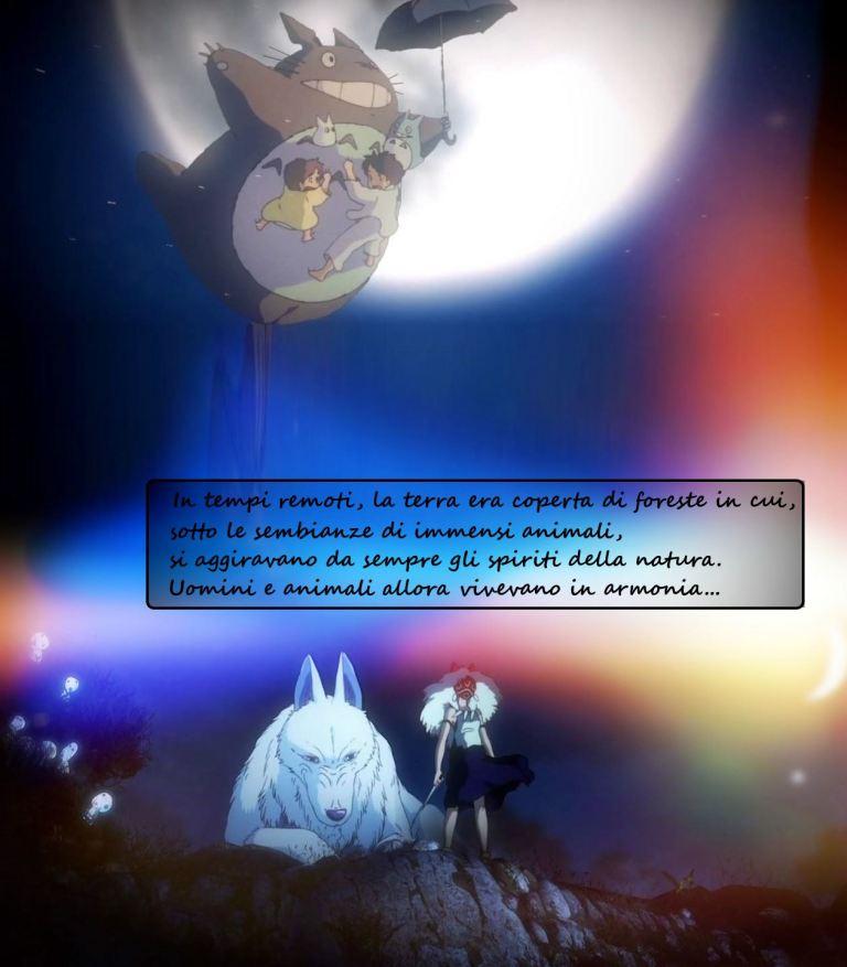 Totoro Mononoke