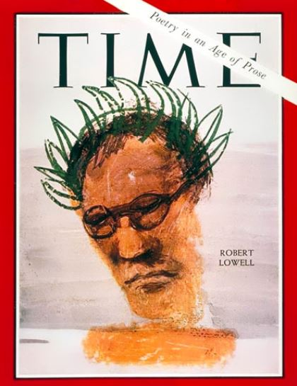 Robert Lowell - Time