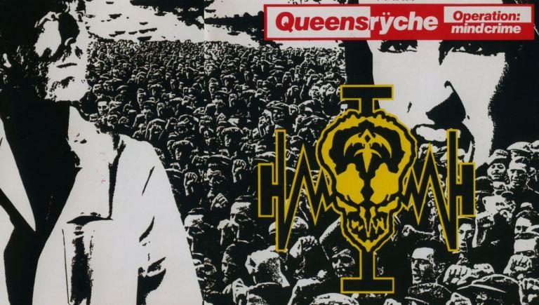 Queensrÿche> Operation: Mindcrime (1988)