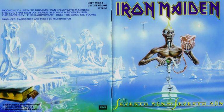 Iron Maiden – Seventh Son of a Seventh Son (1988)