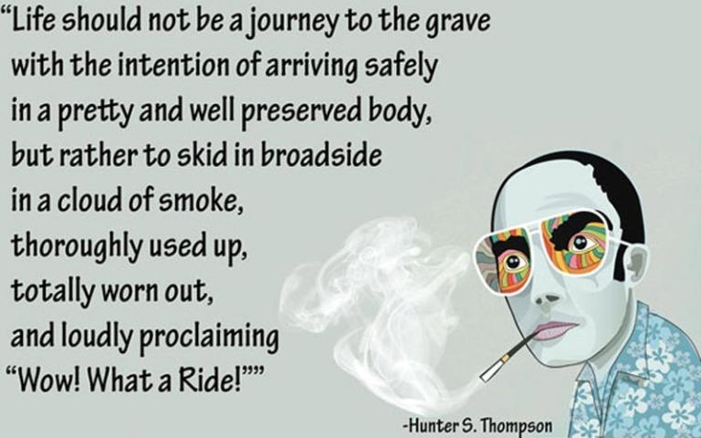 hunter-s-thompson-quote