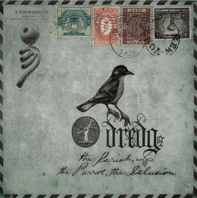 Dredg The Pariah, the Parrot, the Delusion album cover