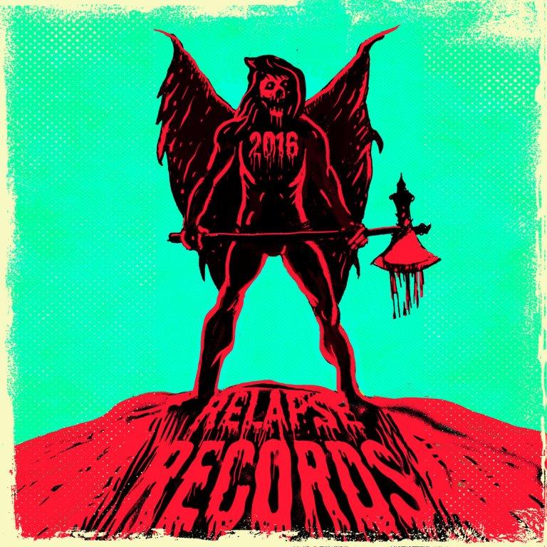 Relapse sampler 2016