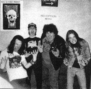 Napalm Death - 1986