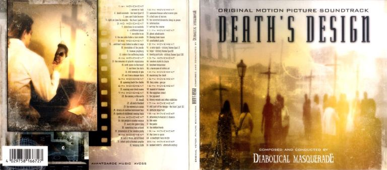 Death's Design digipack1