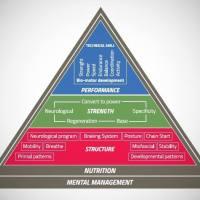 La piramide della performance sportiva